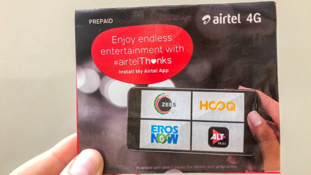 Airtel Launches Rs 148 and Rs 97 prepaid plans