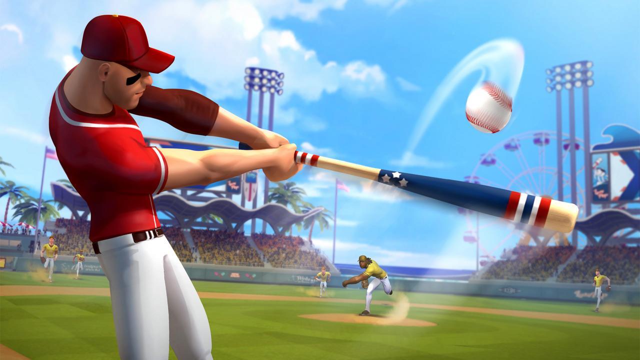 Apple Apple Arcade Ballistic Baseball 091019