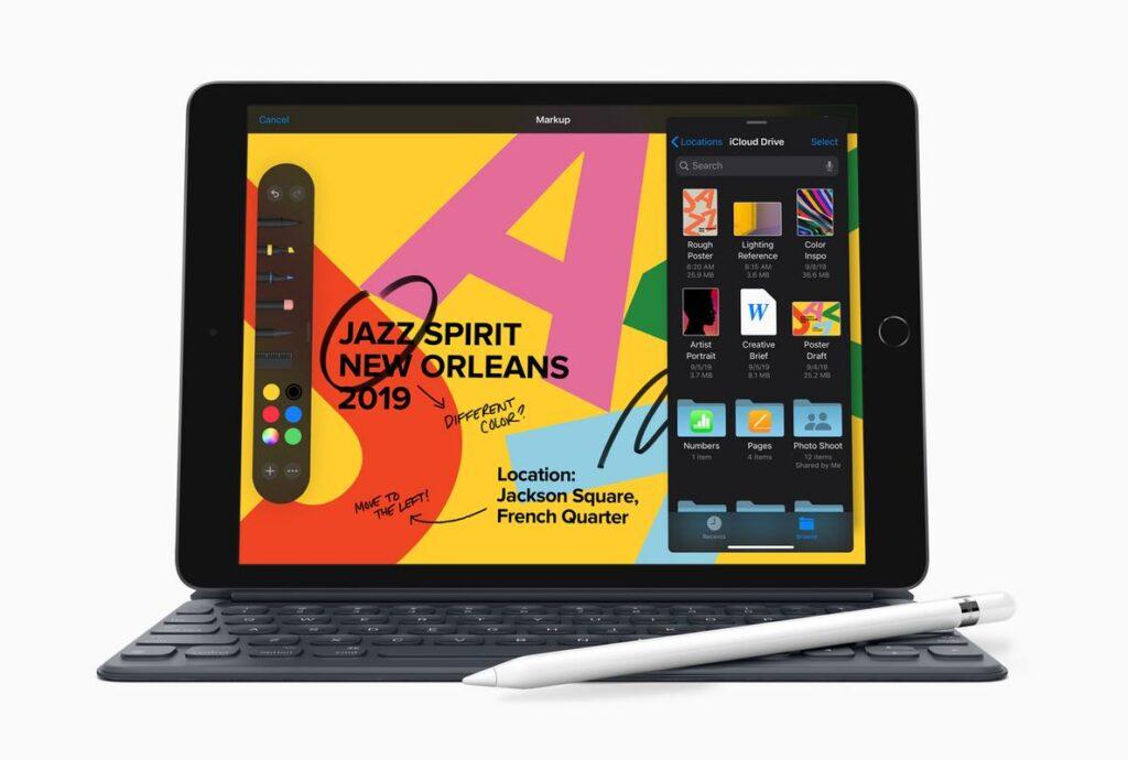 Apple announces 7th Generation iPad 2019