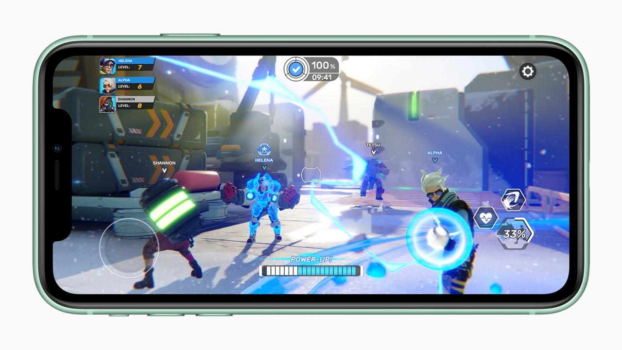 Apple iPhone 11 Arcade Gaming