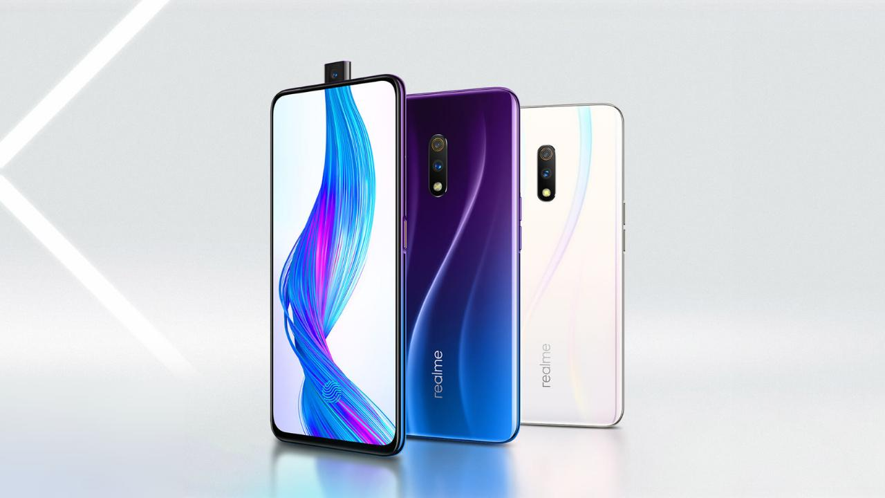 Realme X Launched in India Full Specs Price and Availability