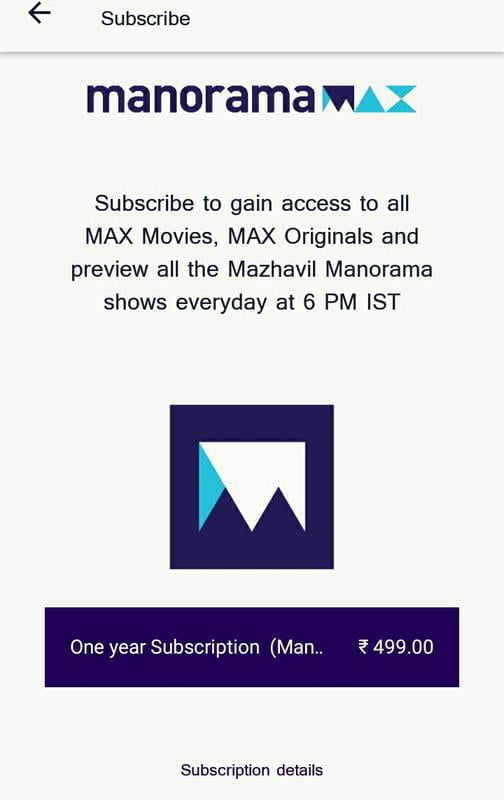 Manorama Max, a new streaming service from MMTV launched