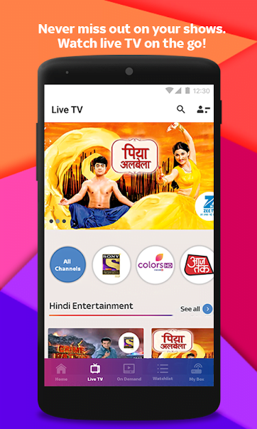 Your guide to watching live TV on your mobile or PC for free