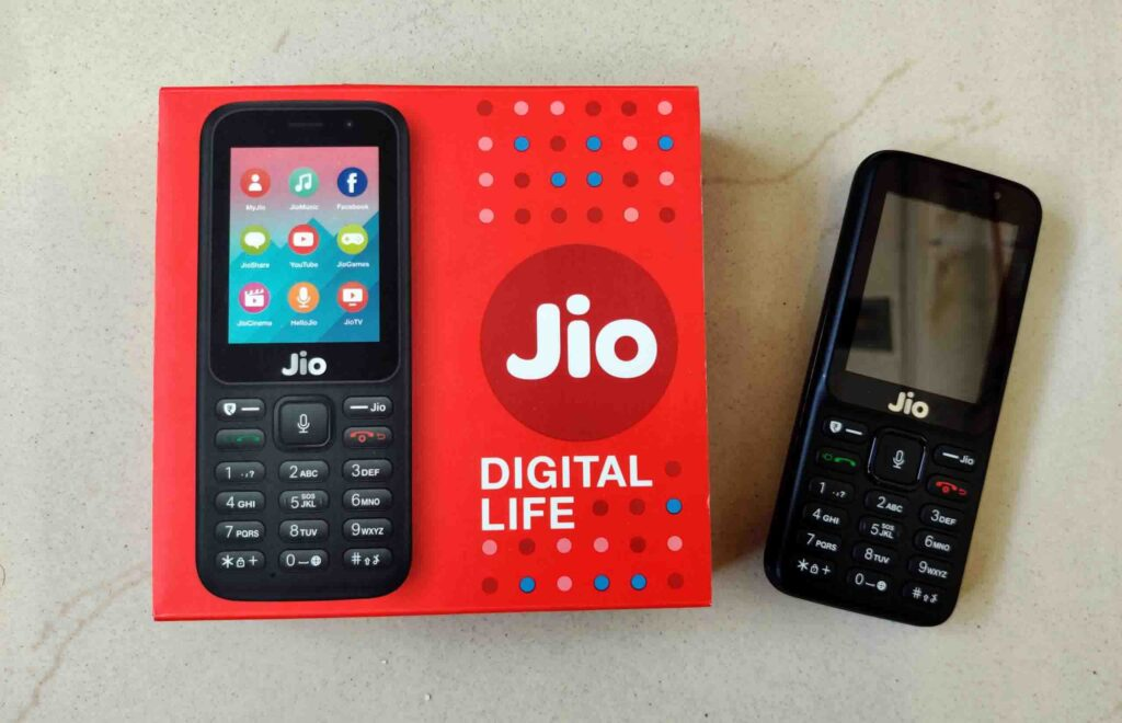 JioPhone now offering Rs 39 and Rs 69 prepaid plans with 14 days validity