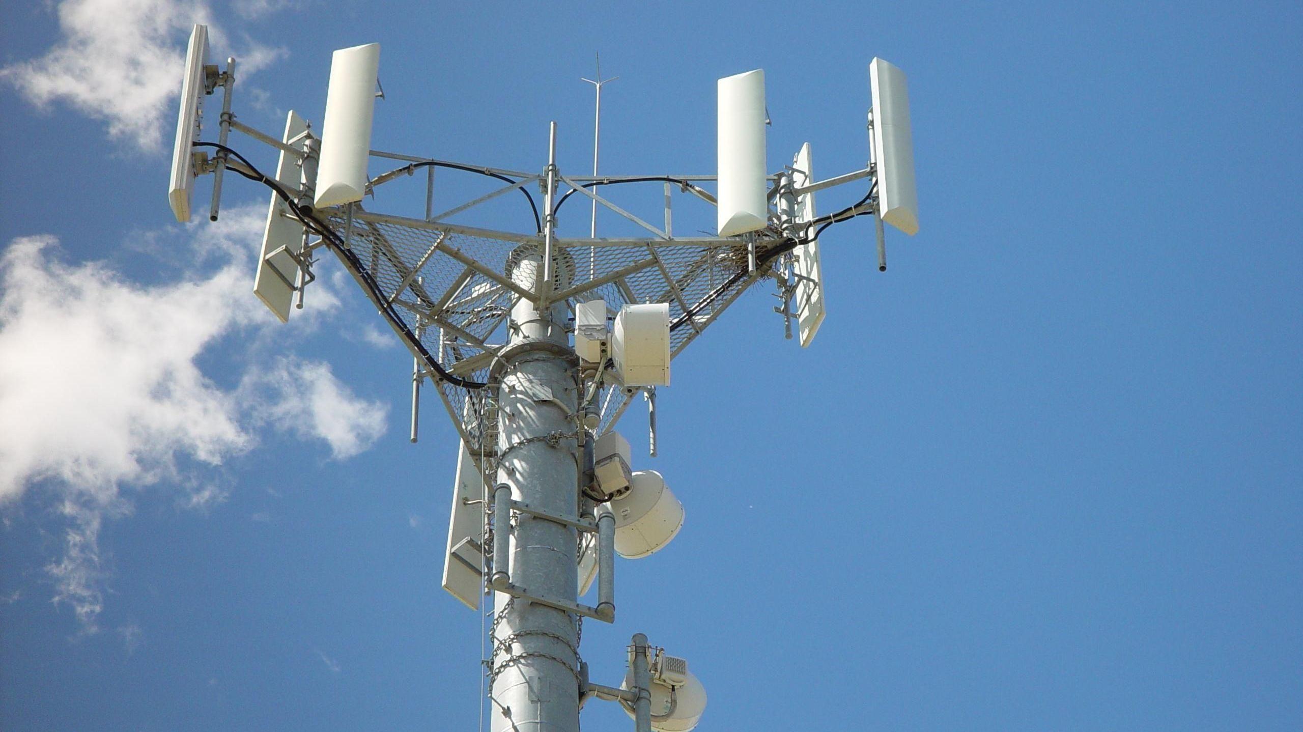Telecom Tower 3