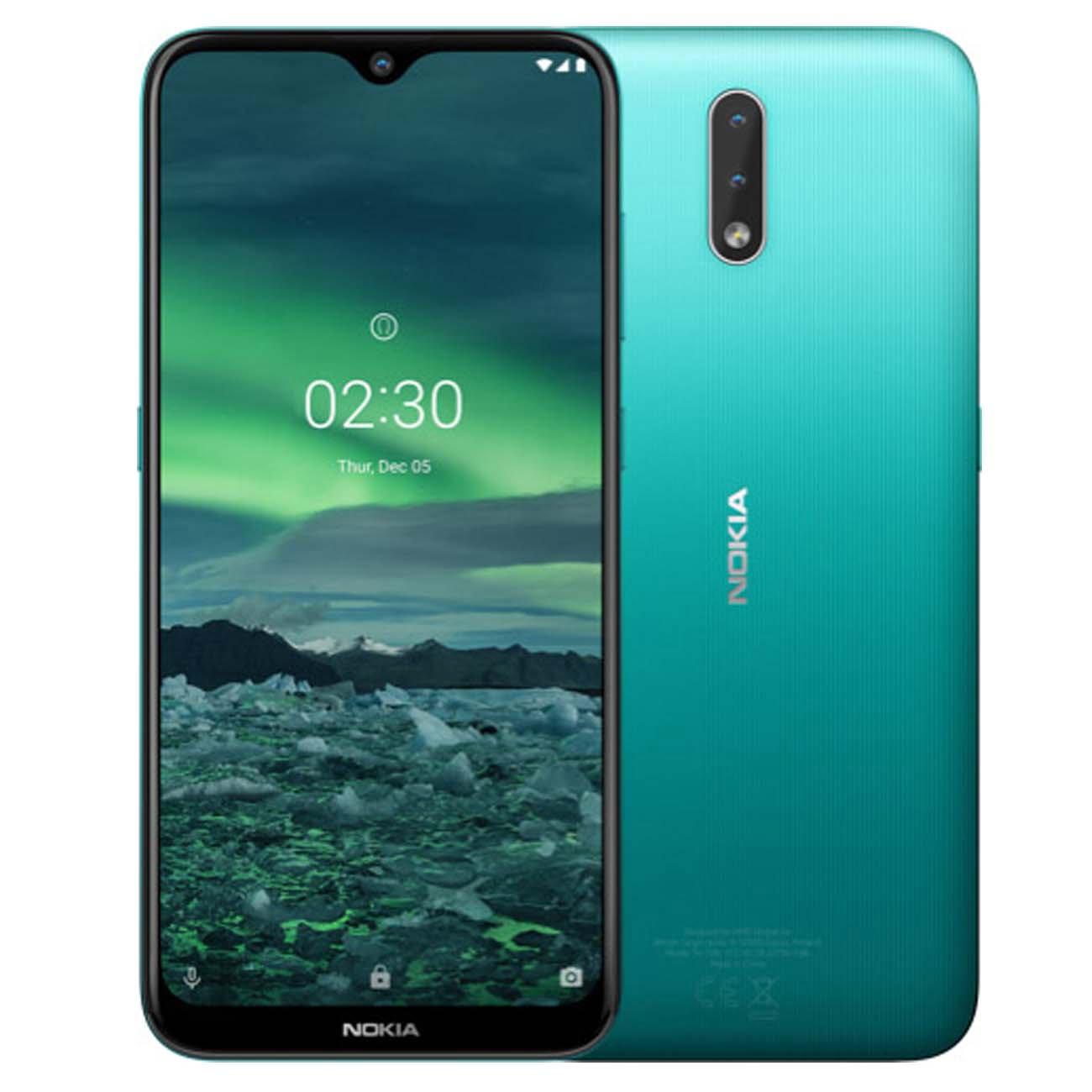 Nokia 2.3 Cyan Green 1