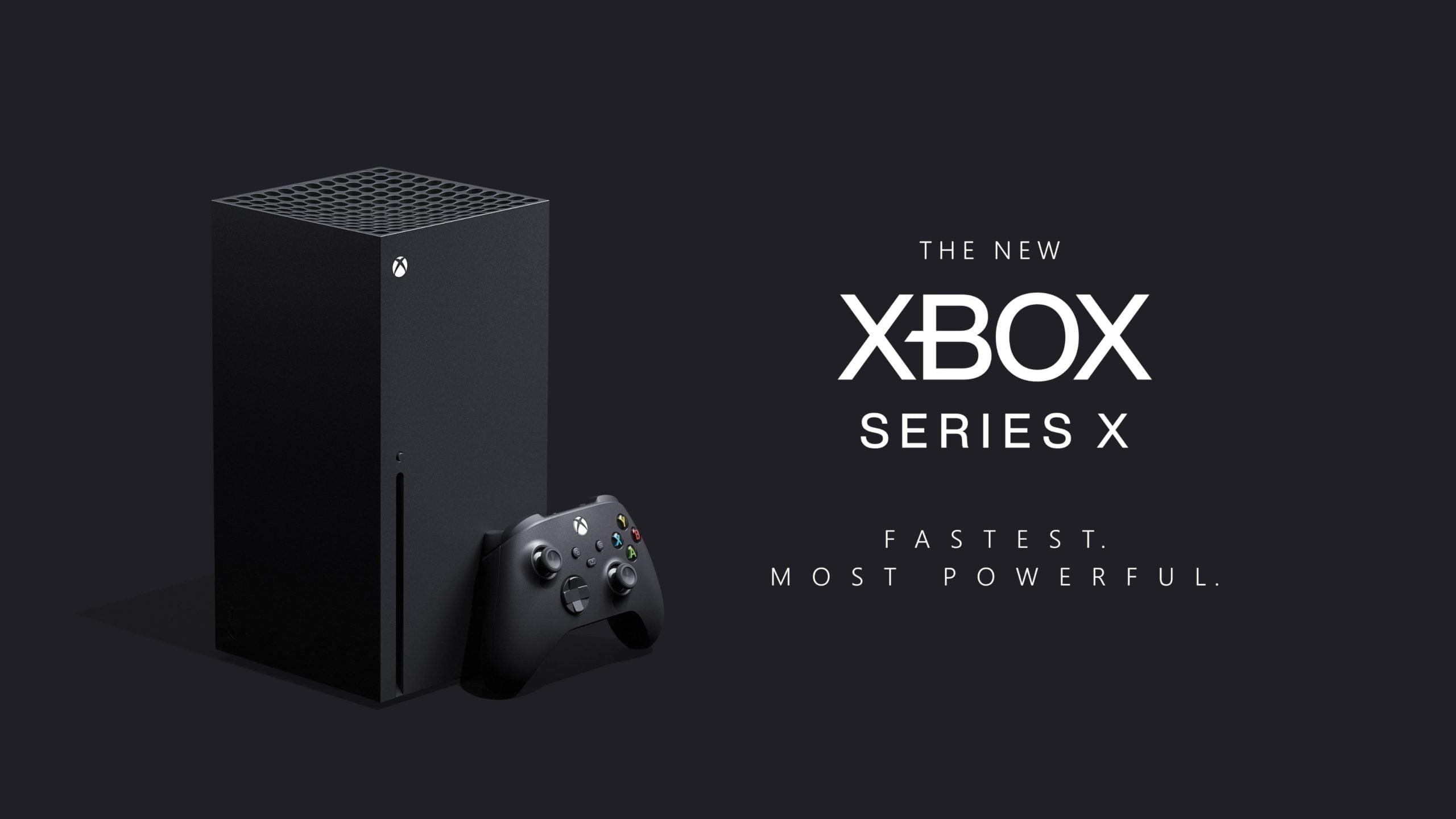 Xbox Series X scaled