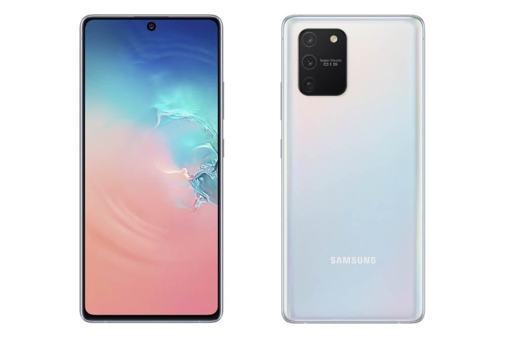 Galaxy S10 Lite 1