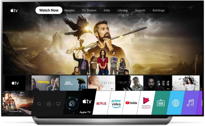 Apple TV app LG TV 1