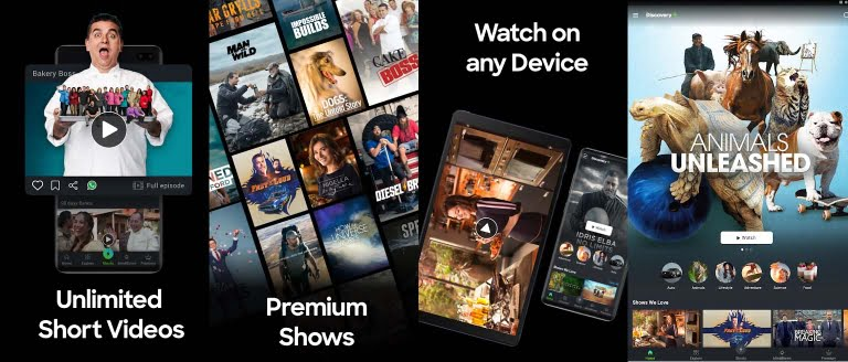 Discovery India enters into OTT market with launch of Discovery Plus app