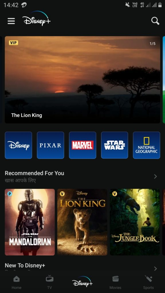 Disney+ Hotstar set to launch in India on April 3