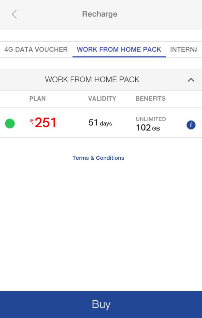 Coronavirus Impact: Jio renames Cricket Pack as Work from Home pack