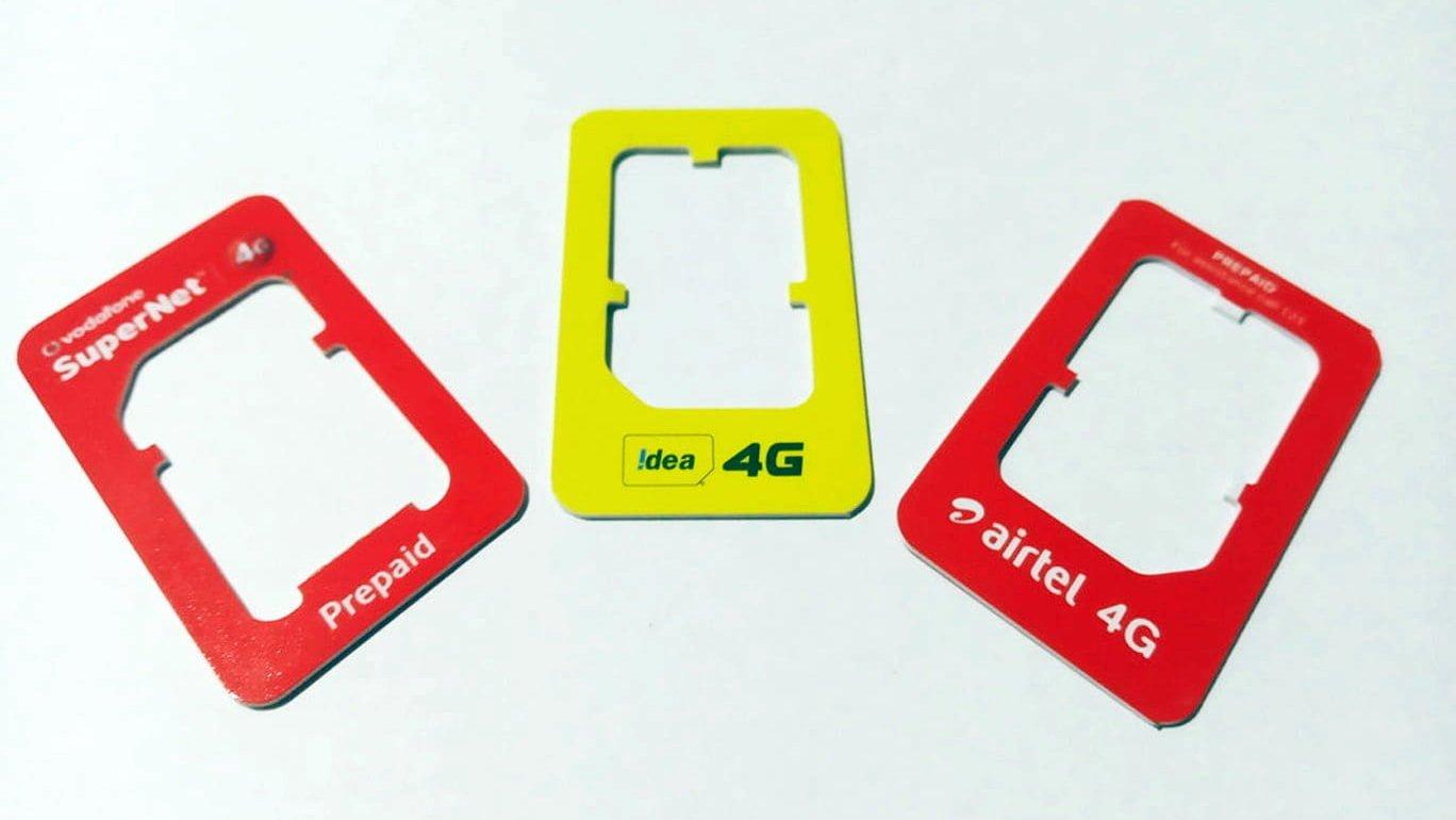 COAI Vodafone Idea Airtel Light