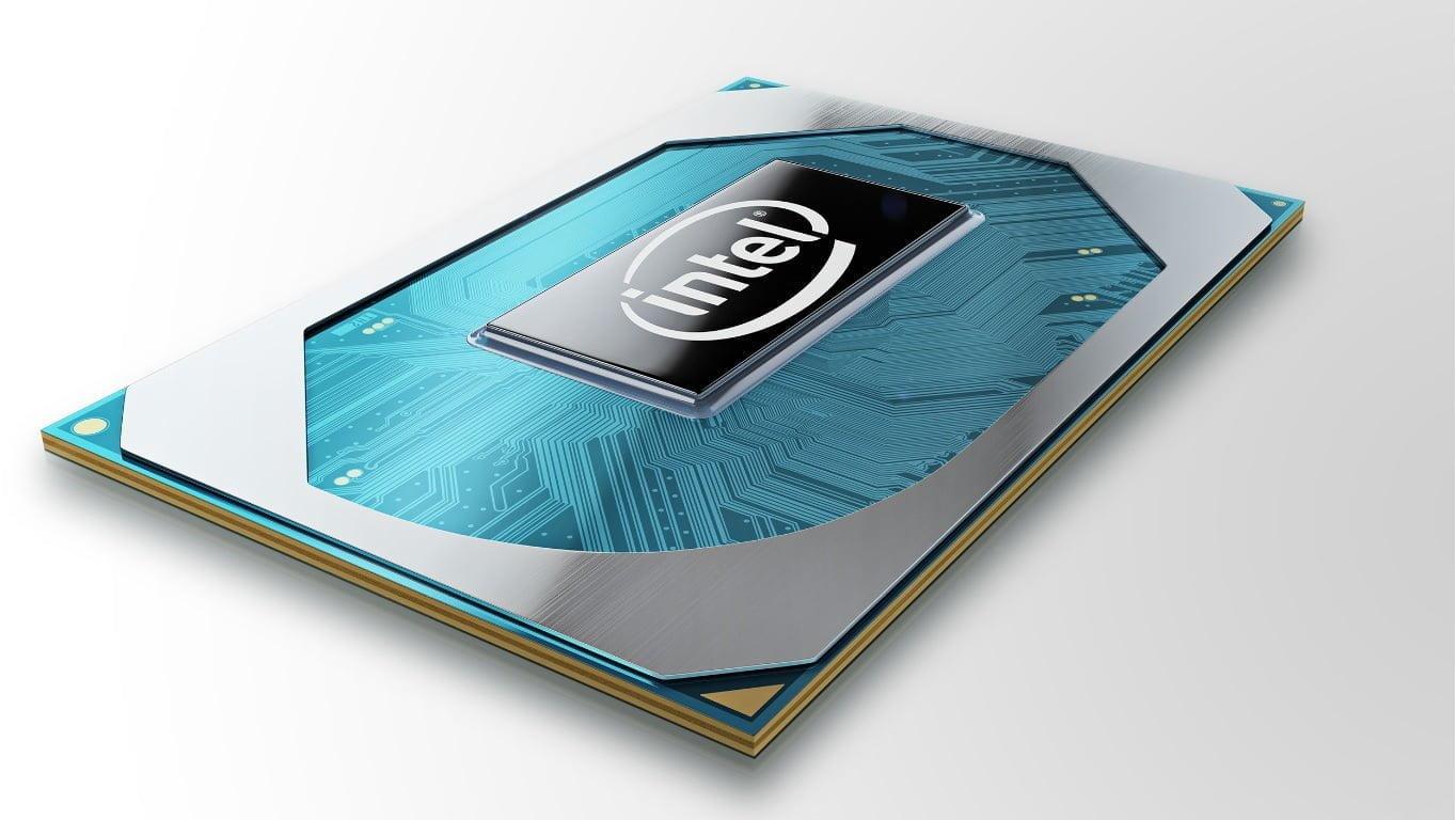 Comet Lake H series processor