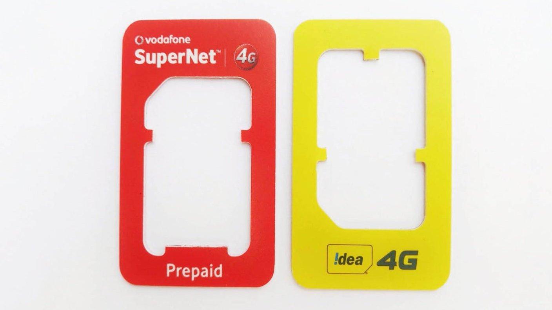 Vodafone Idea SIM Light