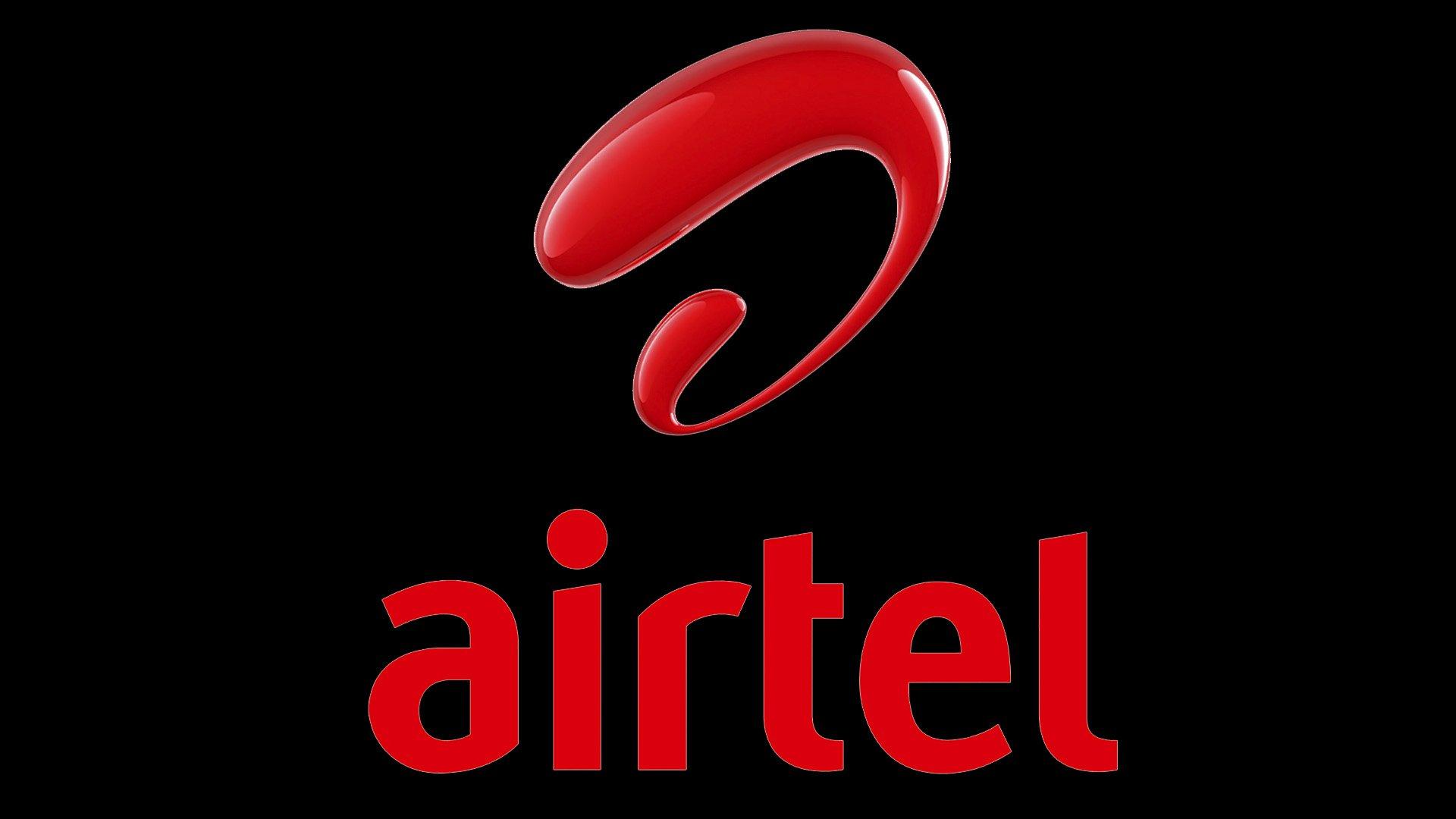 Airtel Black Logo
