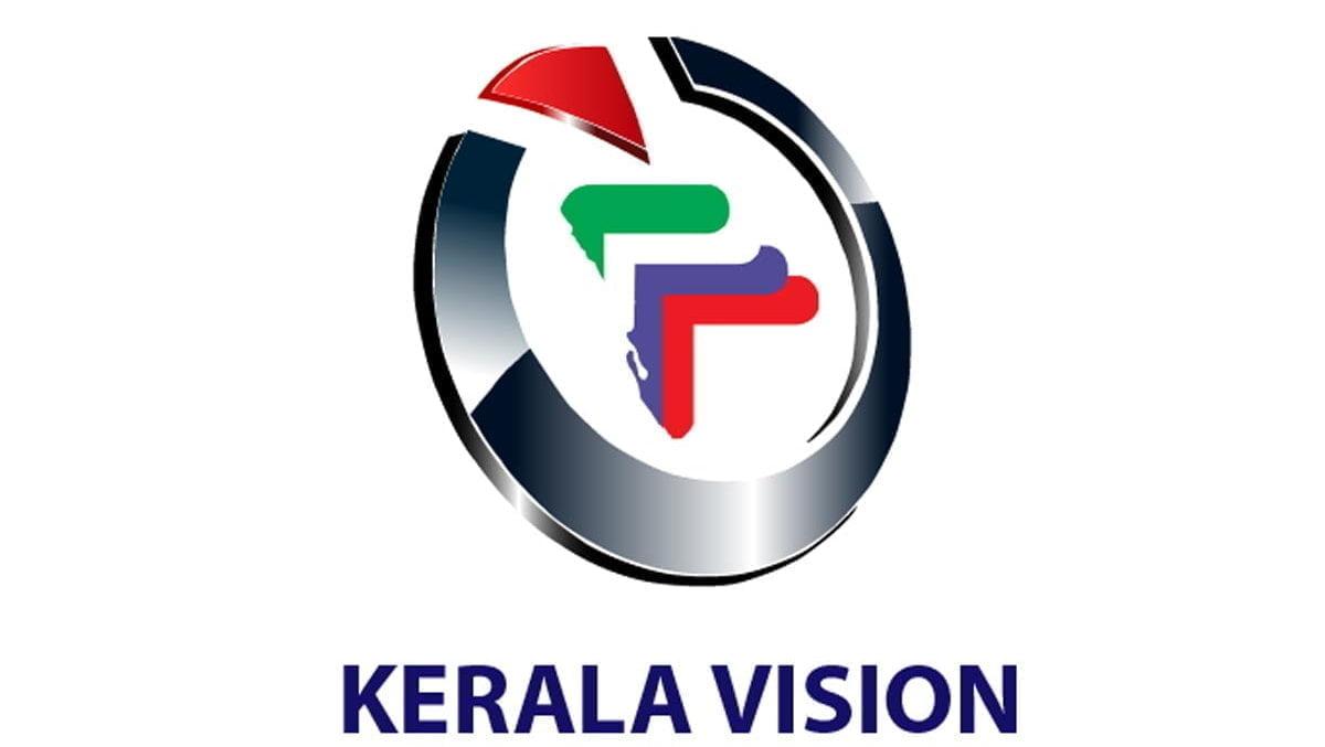 Kerala Vision Broadband Logo