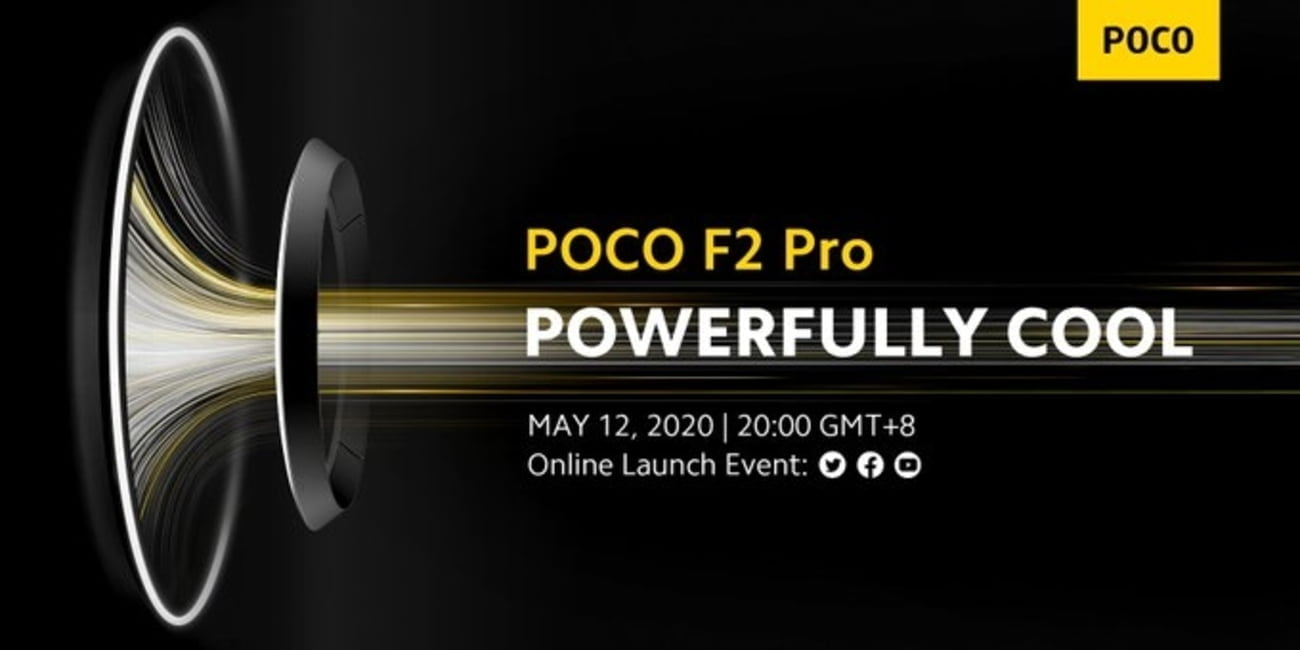 Poco F2 Pro set to launch globally on May 12