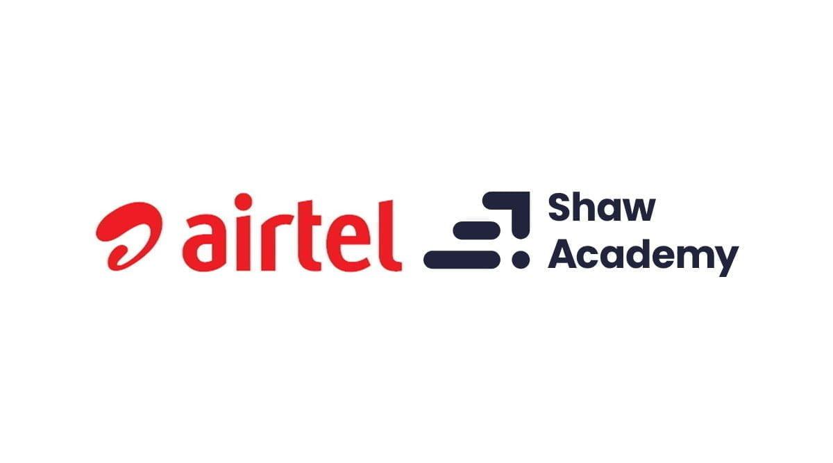 Airtel Shaw Academy Logo