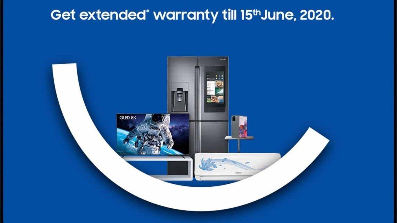 Extended Warranty Samsung