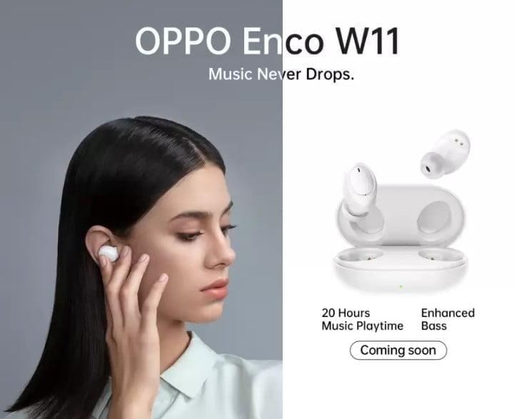 Oppo Enco W11