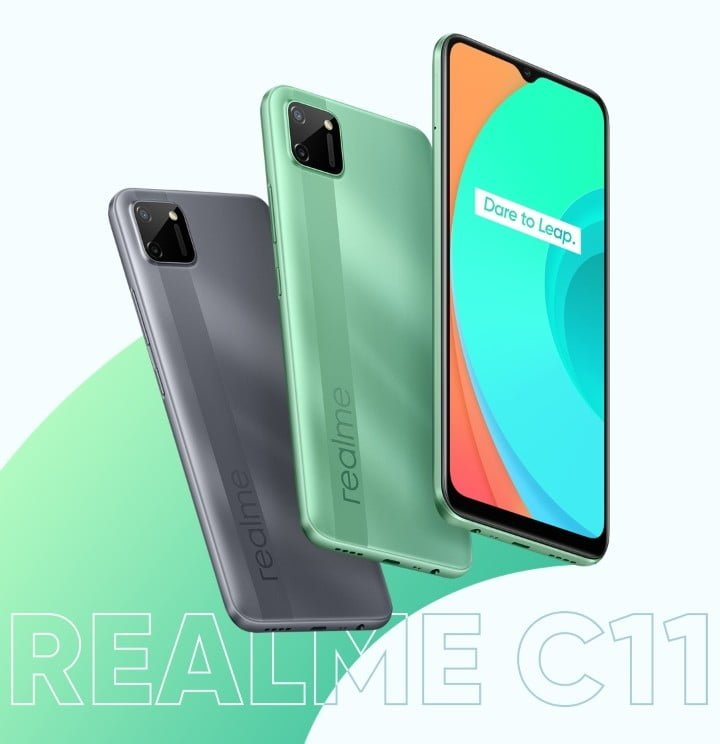 Realme C11 launched with Helio G35 SoC and 5,000 mAh battery