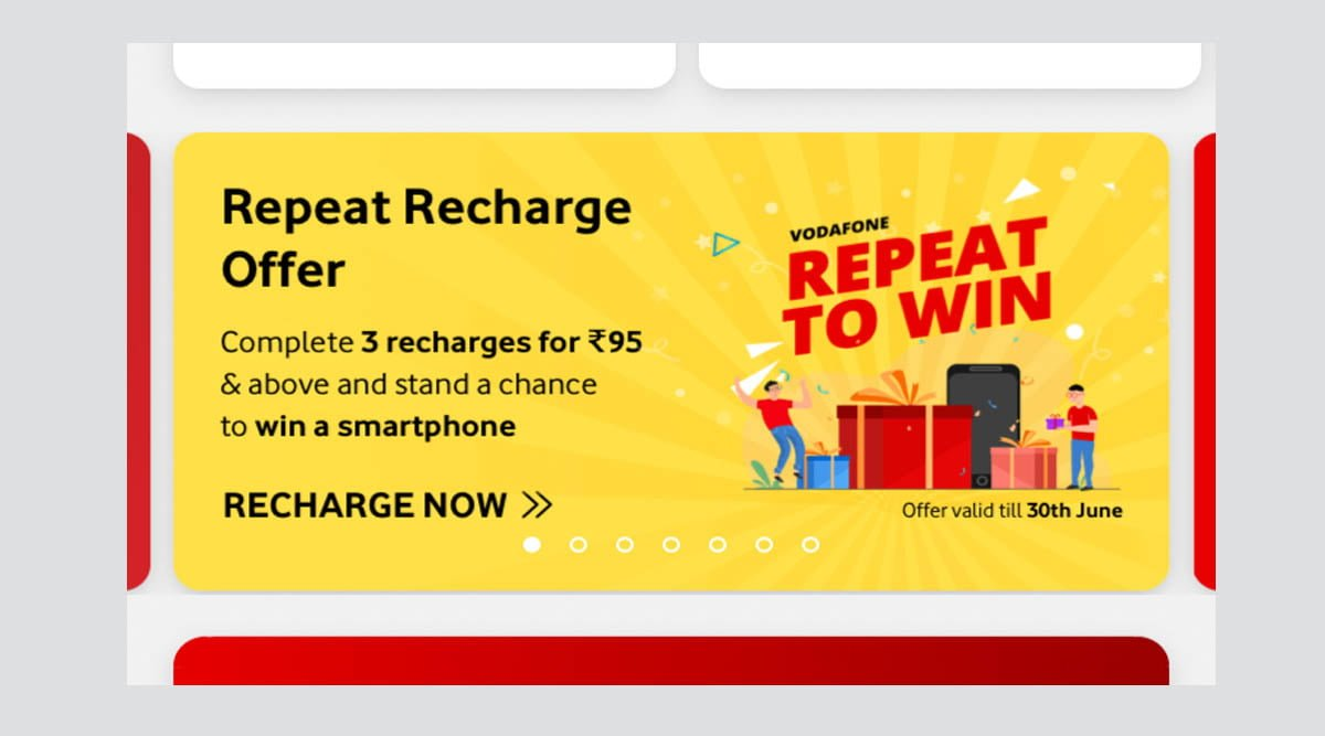 Repeat Recharge Offer