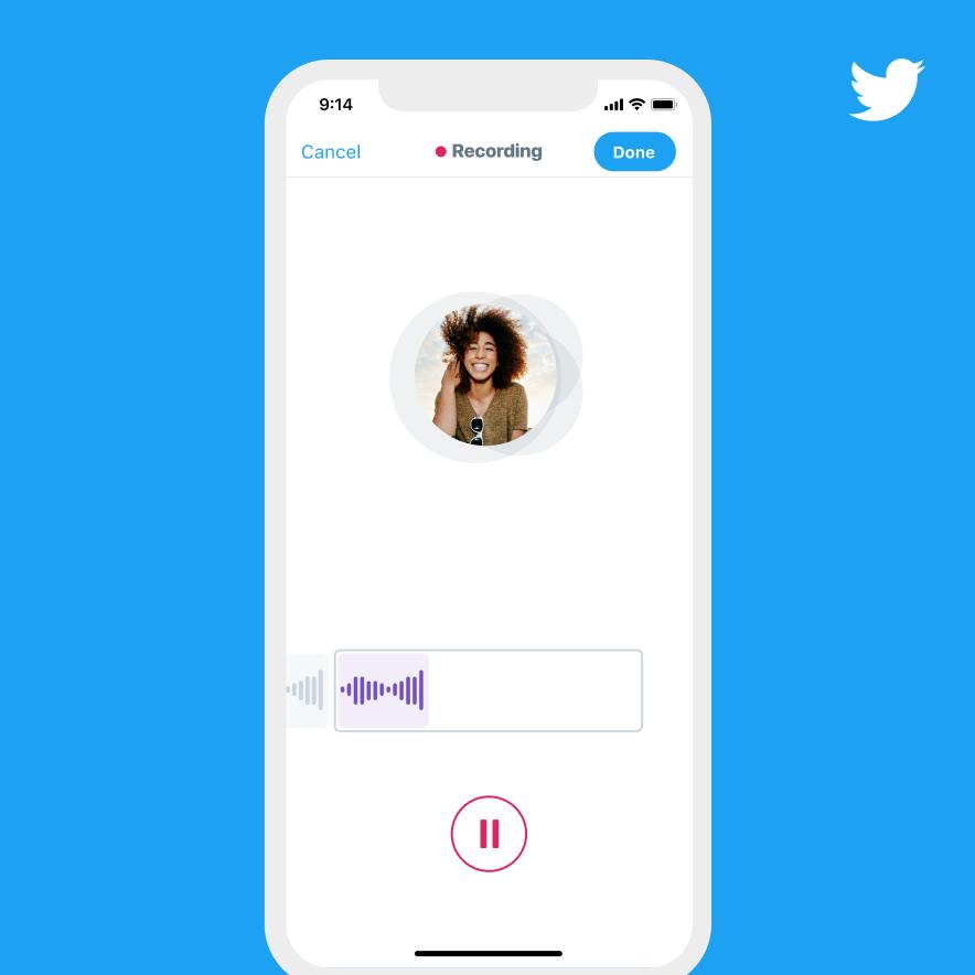 Voice Tweets Recording