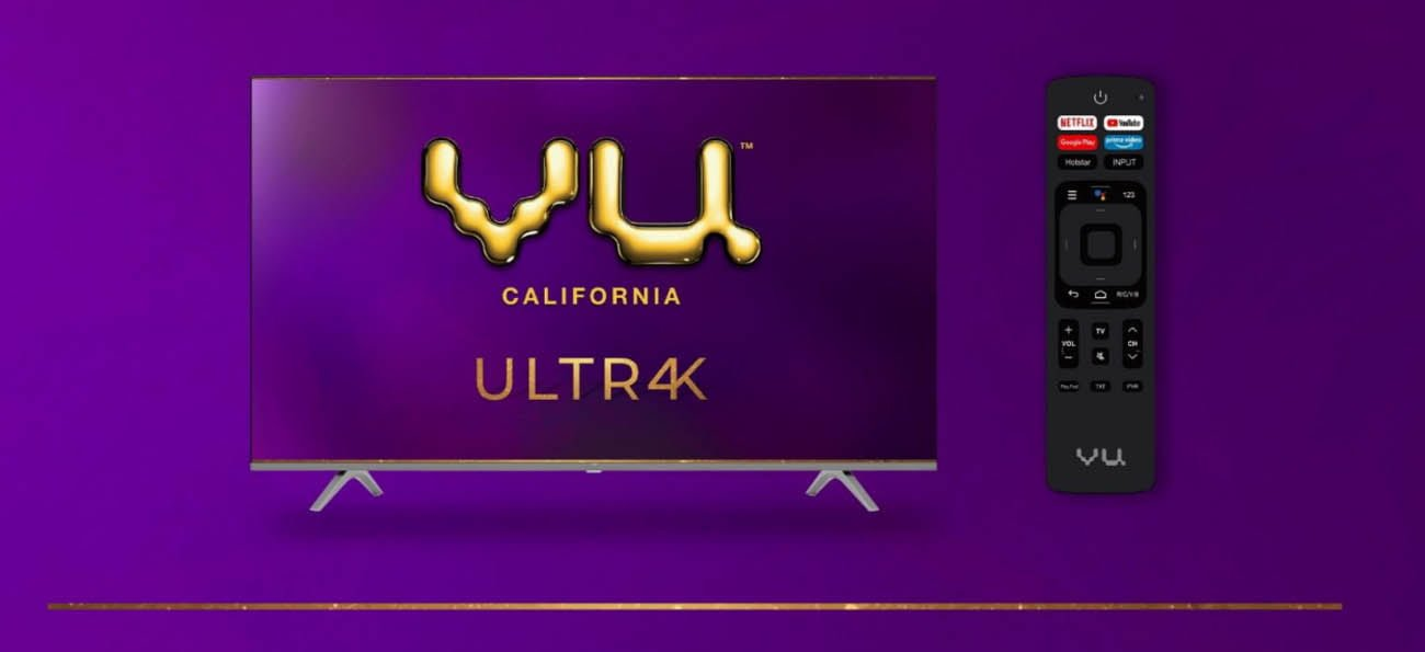Vu TV 4K