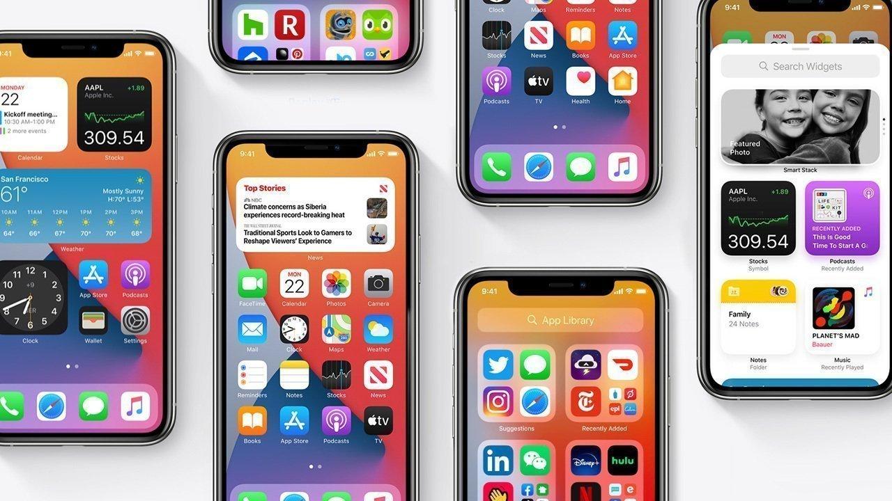 iOS 14 1