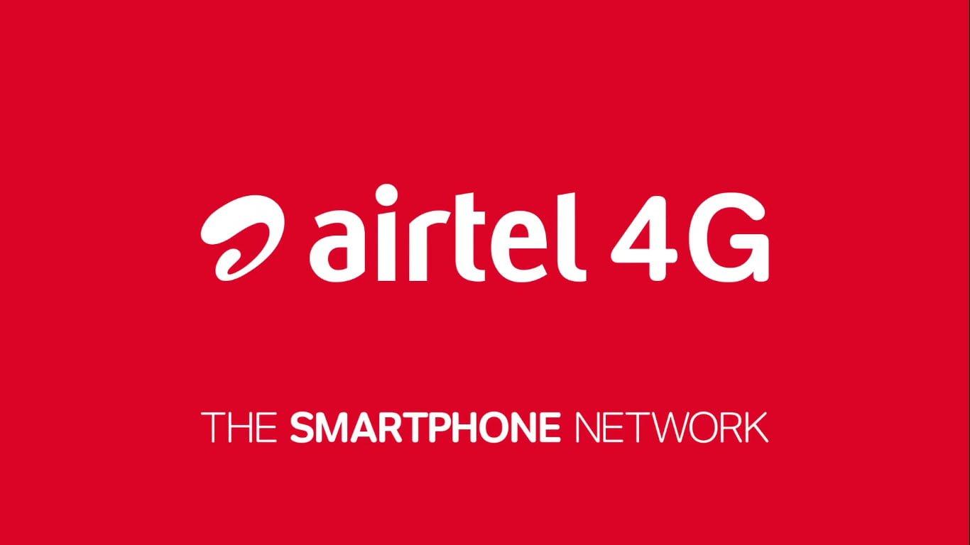 Airtel 4G Banner