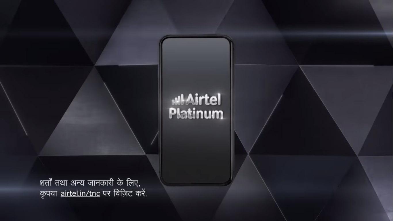 Airtel Platinum