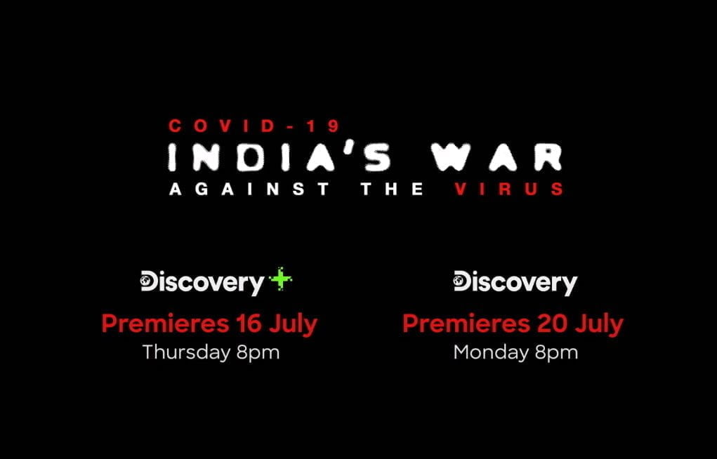 Discovery Plus to stream 'Covid-19: India's War Against The Virus' in 7 languages