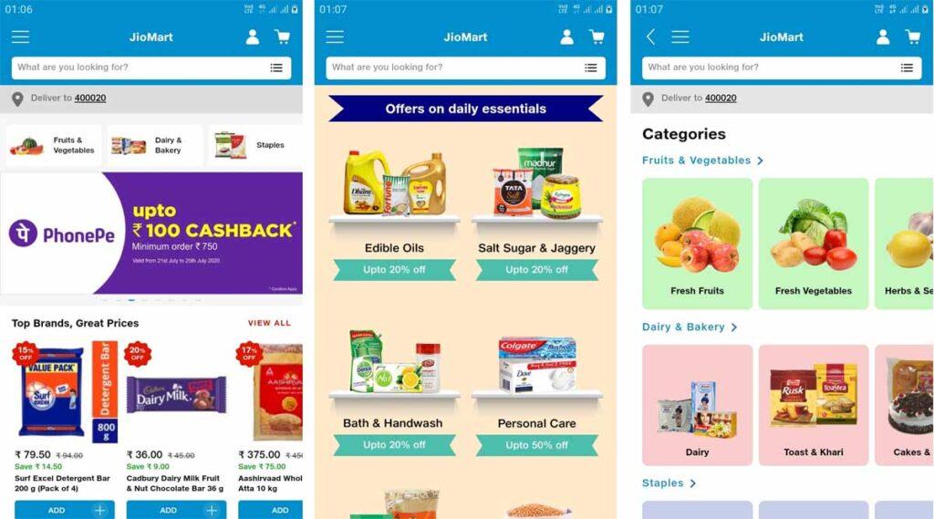 JioMart App 1