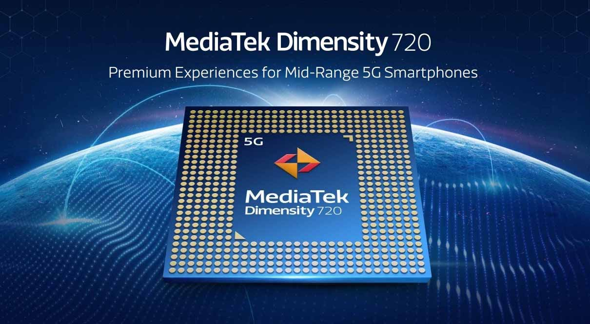 MediaTek launches Dimensity 720 5G chipset for mid-tier smartphones