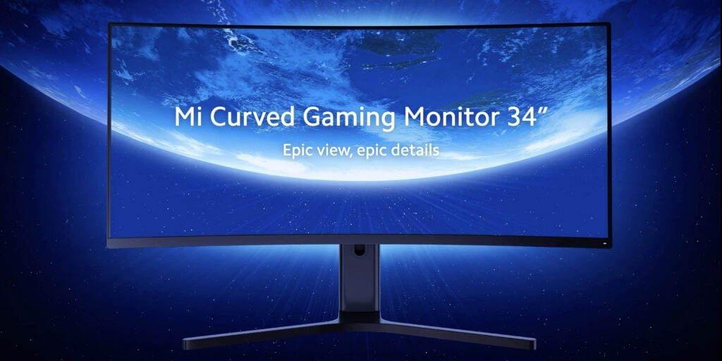 Mi Monitor 34