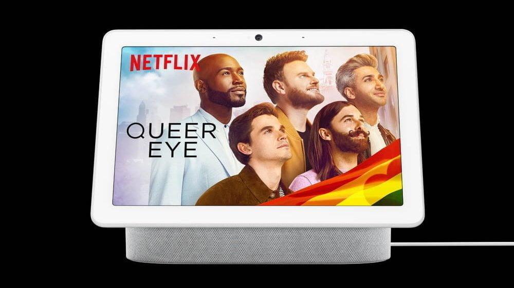 Netflix Google Mini