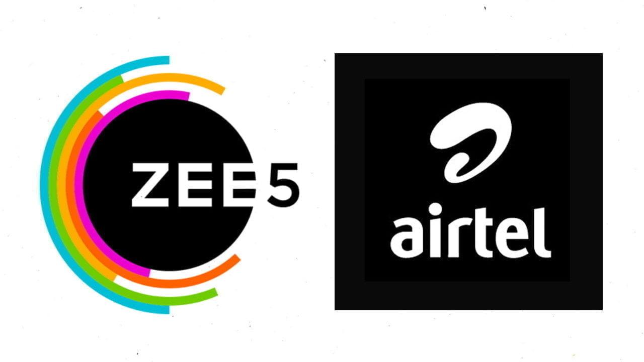 ZEE5 Airtel