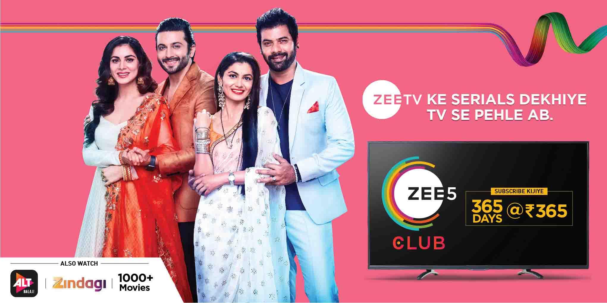 ZEE5 Club 1