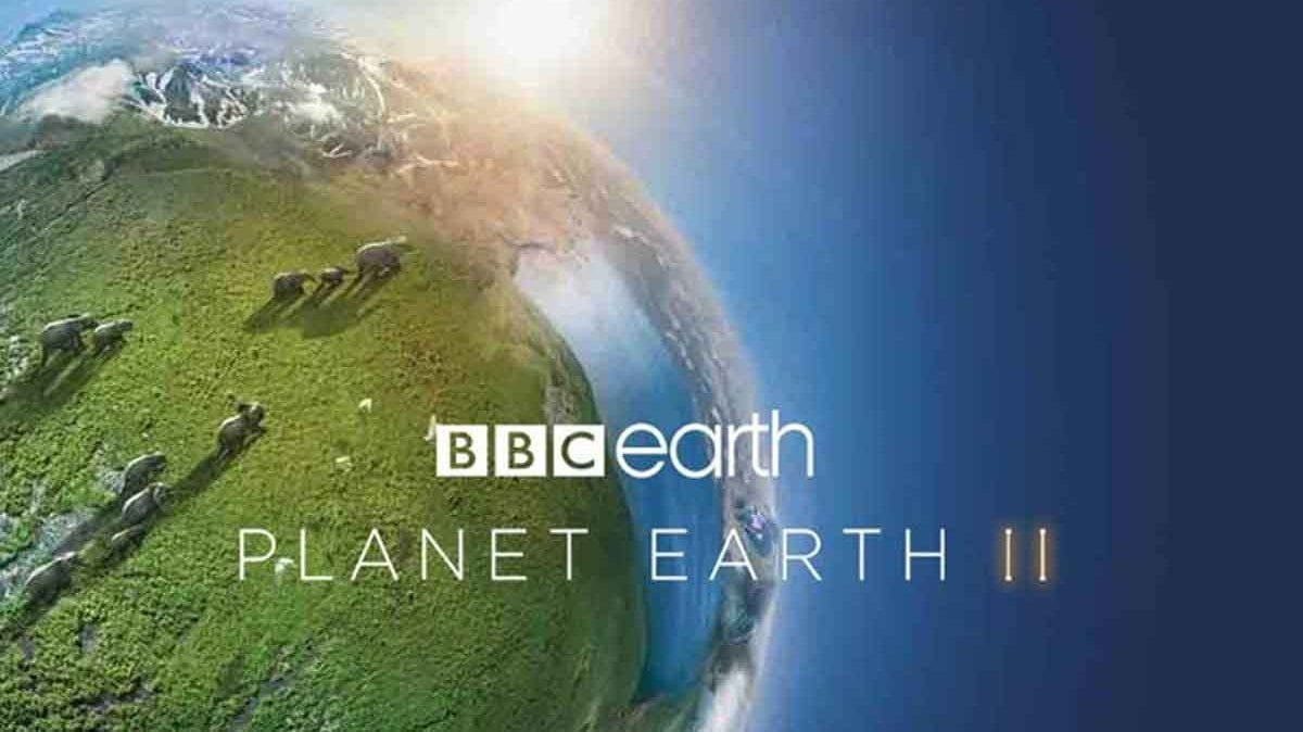 BBC Earth Discovery