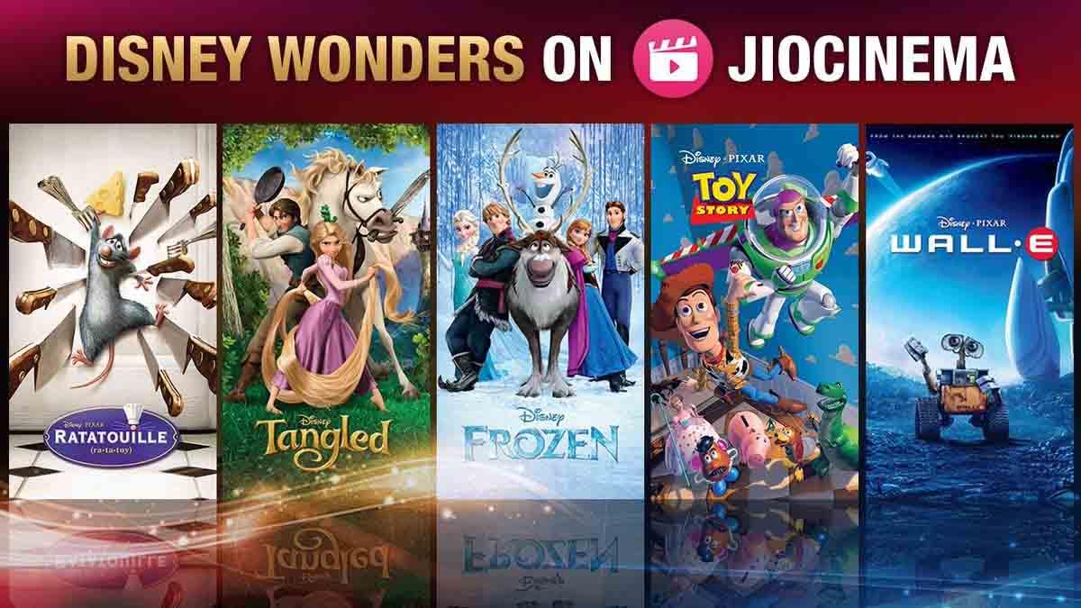 Disney Wonders JioCinema