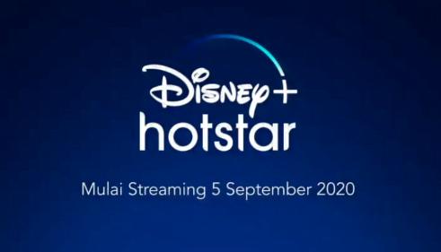 Disney plus Hotstar Indonesia