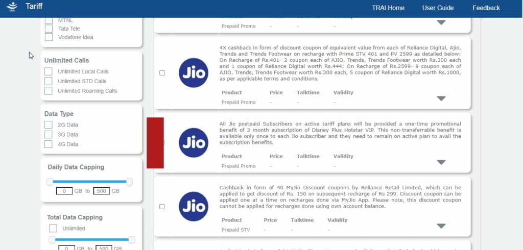 Select Jio postpaid customers got Disney+ Hotstar VIP subscription complimentary for 3 months