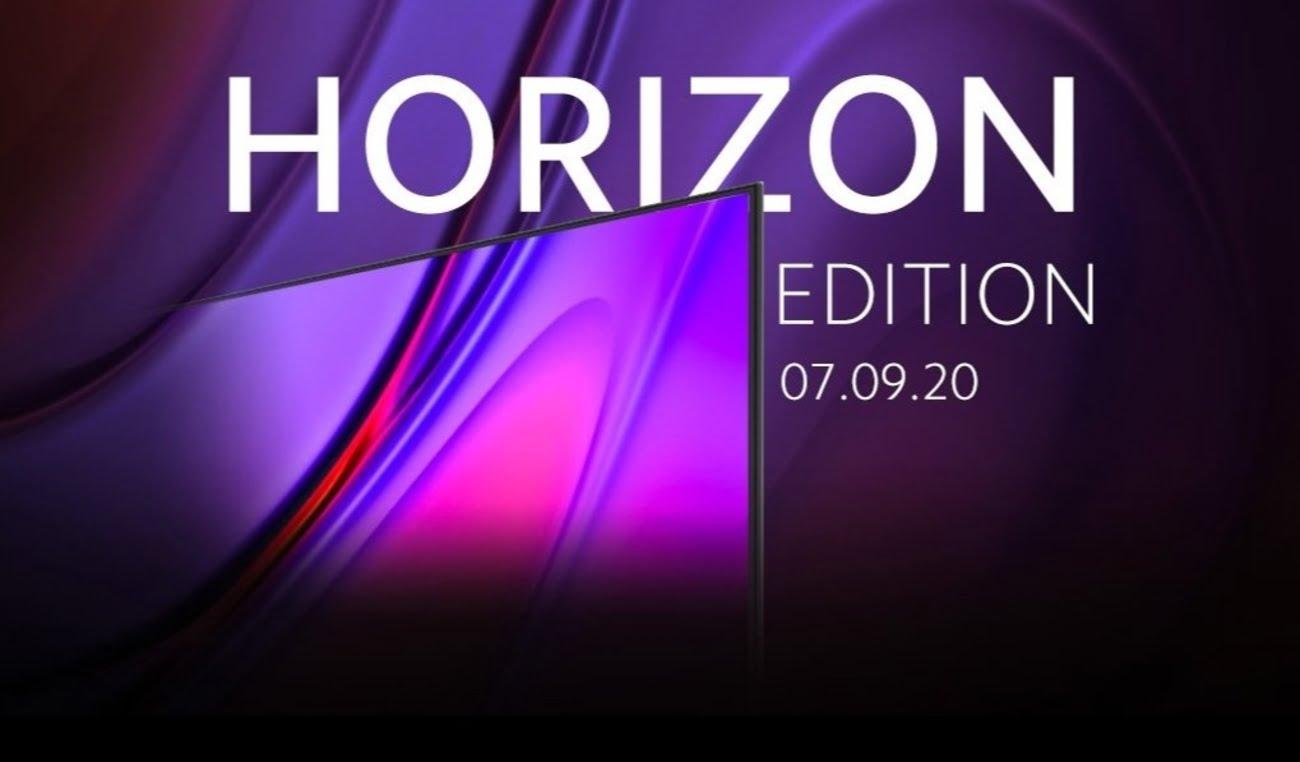 Mi TV Horizon Edition teaser
