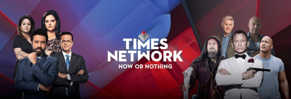 Times Network pulls out its channels from Jio TV