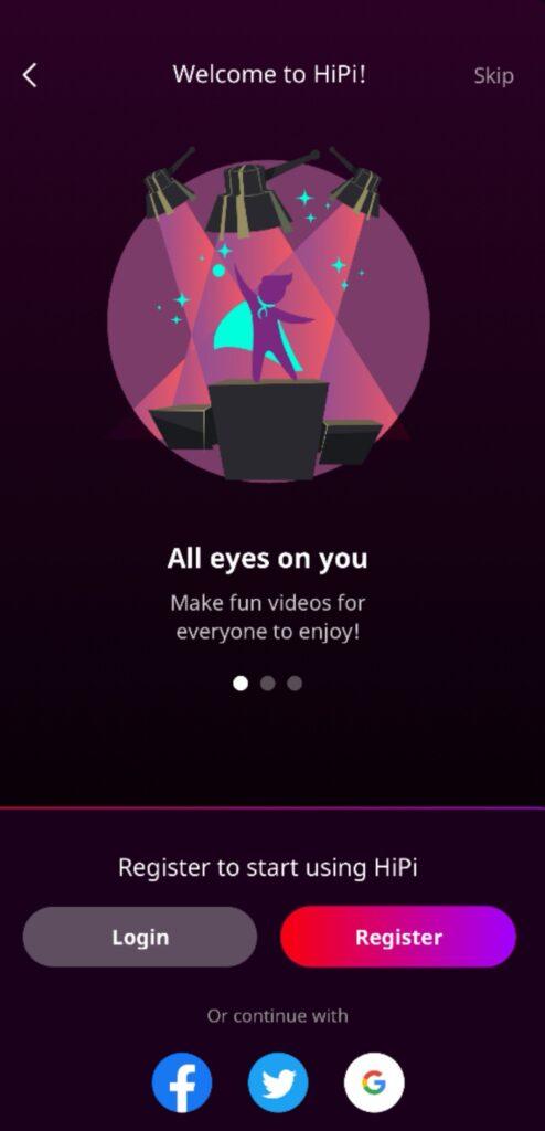 ZEE5's short video platform HiPi beta version went live on Android