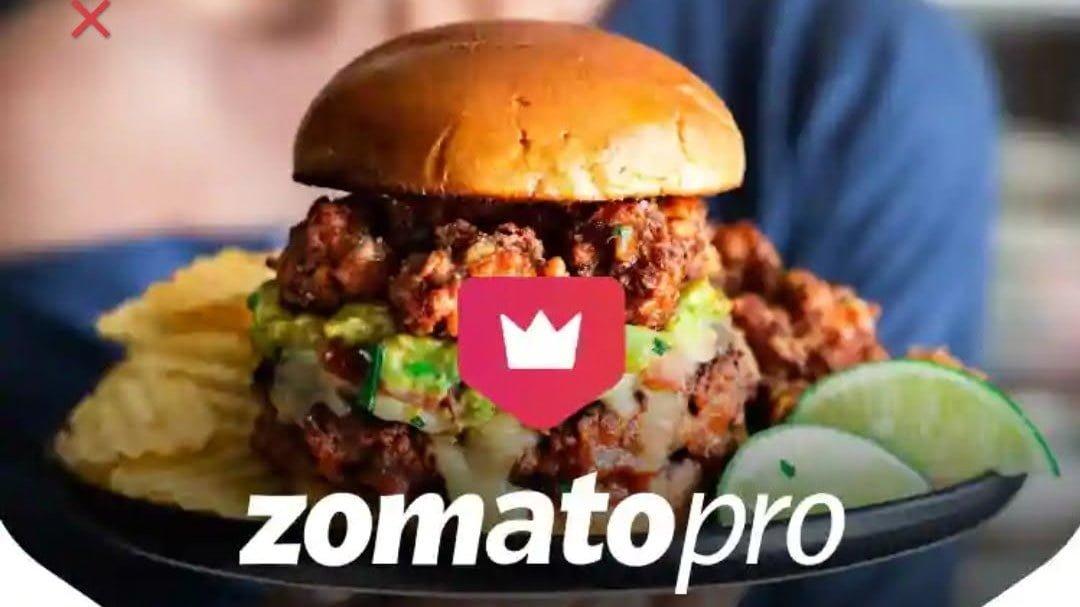 Zomato Pro