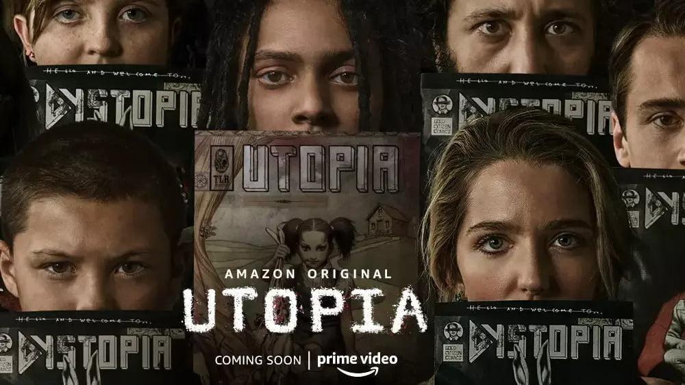 utopia Amazon Poster
