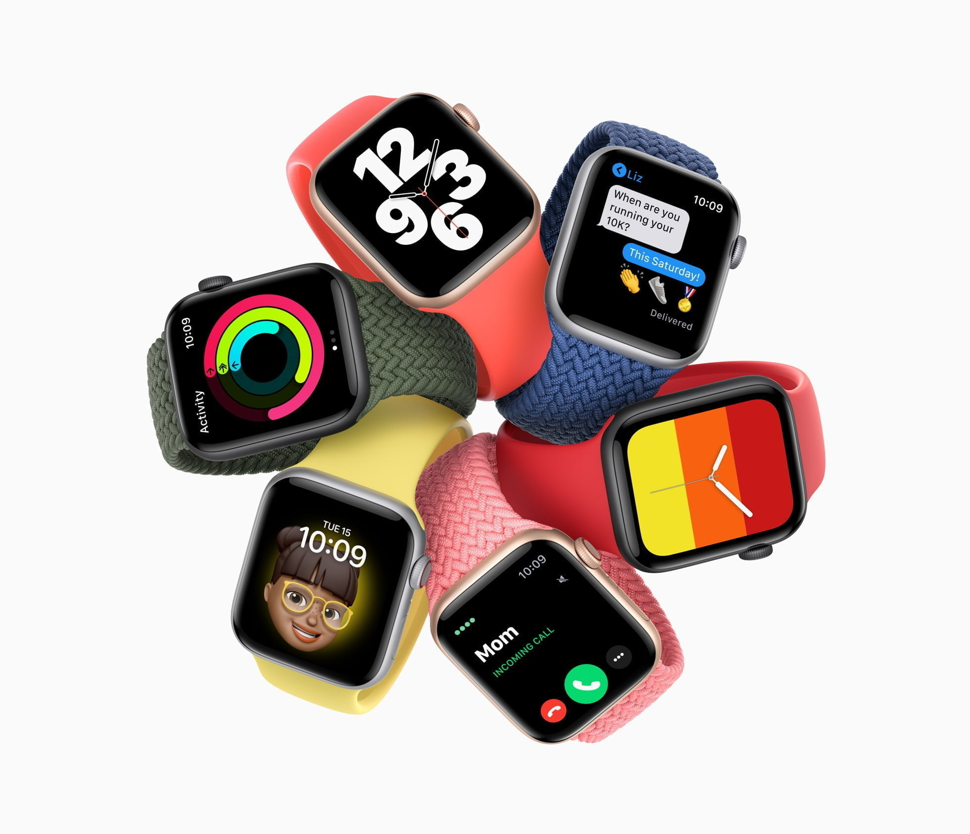 Apple Watch Series 6 and Watch SE launched