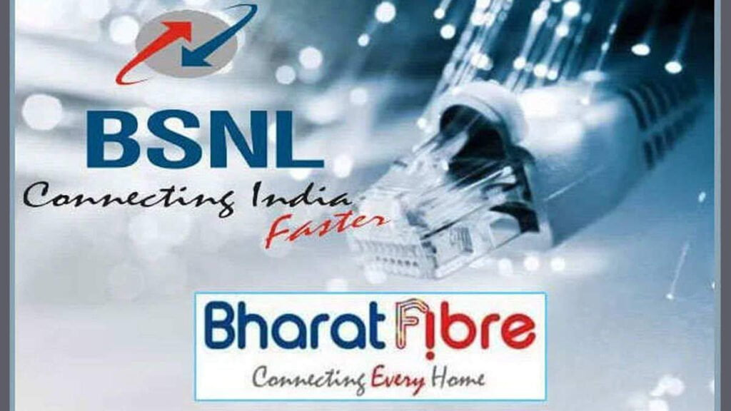 BSNL offering Rs 100 discount for BSNL Landline customers opting for Bharat Fibre